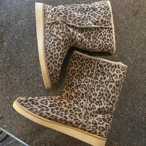 Aldo Winter Boots~ Italian Leather 🌟